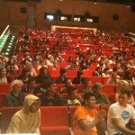 Publiken på Tumba