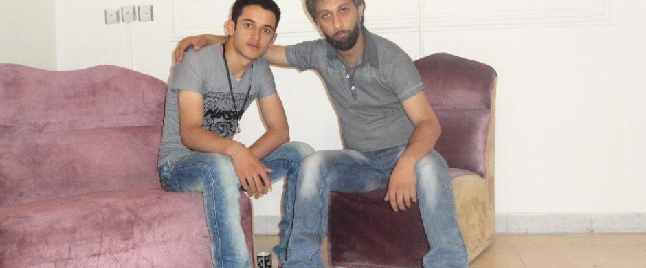 Amir 13 år.